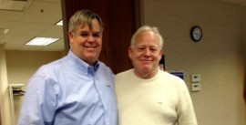 R Fox & Pres J Schroer, Jan, 2014 (2)