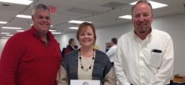2015 Breakfast, Randy, Eugene, and Yvonne K Warren CCC