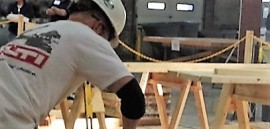 Carpenters Open House, Concrete Contest